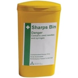 Sharps Bin / Needle Collector