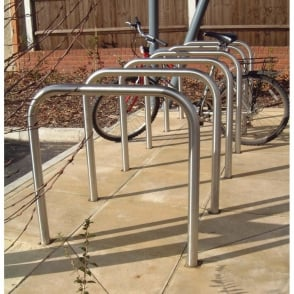 Sheffield Bike Stand Stainless Steel
