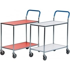 Shelf Trolleys Cap: 100kg