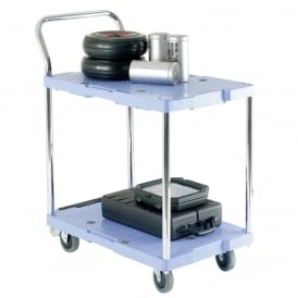 Shelf Trolleys Cap: 150kg & 300kg