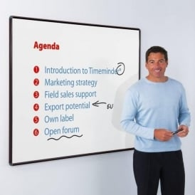 SHIELD Projection Dry Wipe White Boards