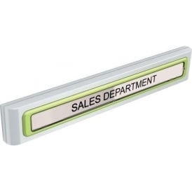 Showpoint® Door/Desk Name Plate