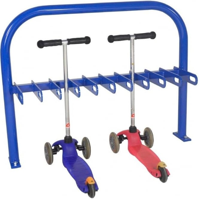 Single or Double Sided Scooter Racks