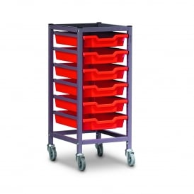 Single Tray Trolley