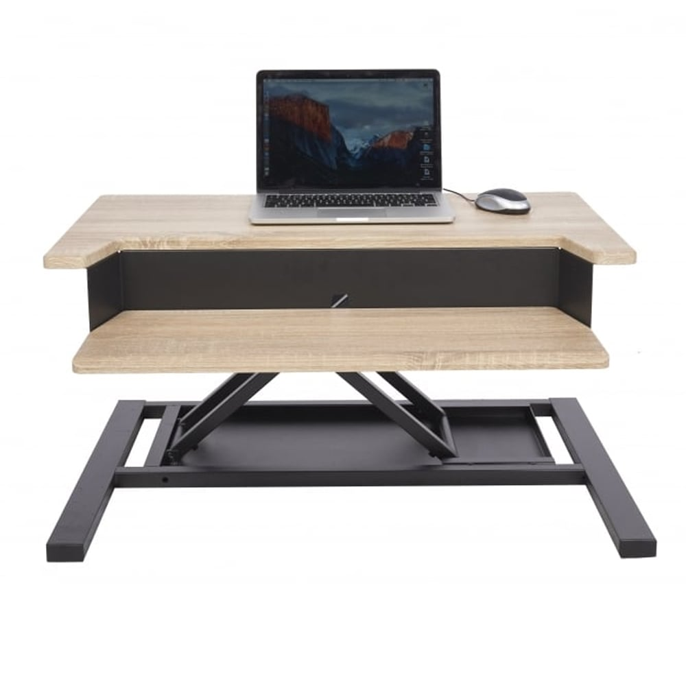 Charmant Sit Stand Desk Converter