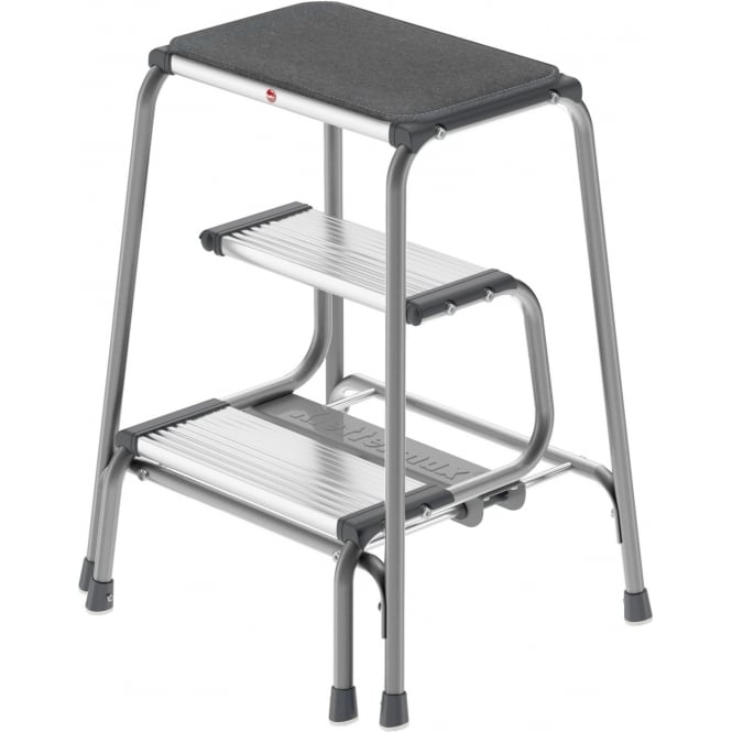 Sit Stand Folding Step Stool