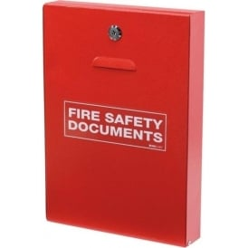 Slim-line Fire Document Holder