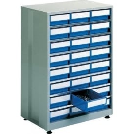 Small Parts Multi Drawer Storage Cabinets - Static or Mobile