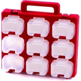 Small Parts Organiser Carry Case