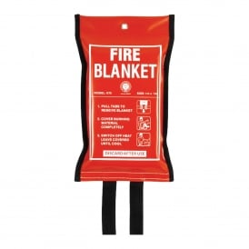 Soft Pack Fire Blanket
