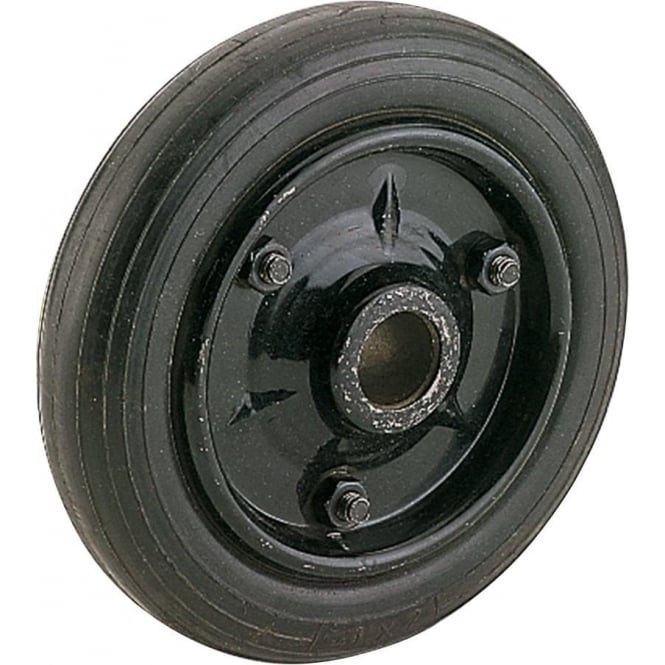 Solid Rubber Tyre with Steel Centre