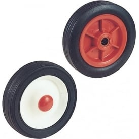 Solid Rubber Tyred Wheels