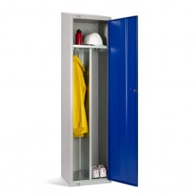 Space Saver Clean/Dirty Steel Locker