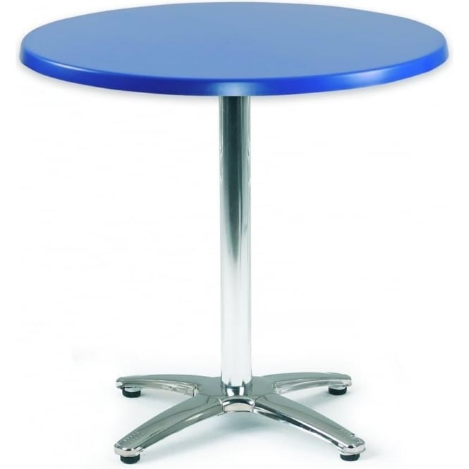 Square or Circular Werzalit Top Tables