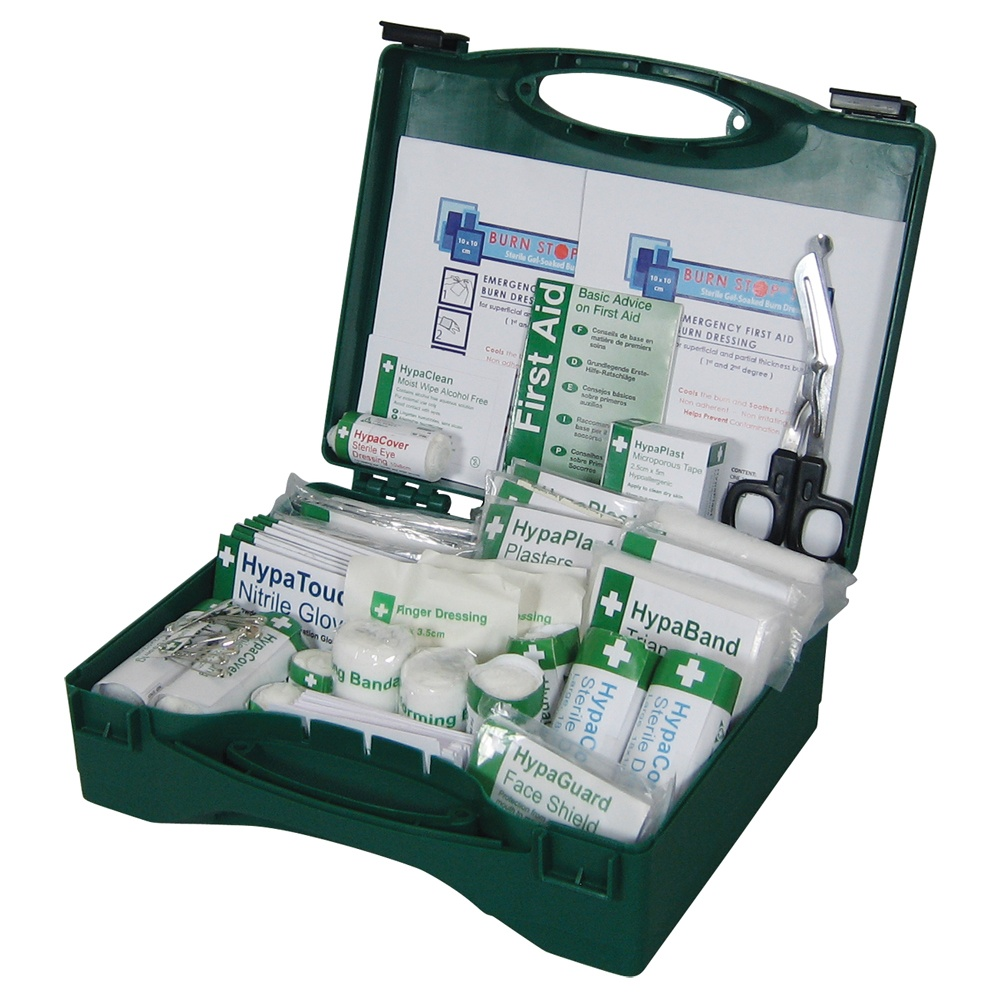 Medium BSi First Aid Kit from Parrs - Workplace Equipment Experts 32f2c4425437b
