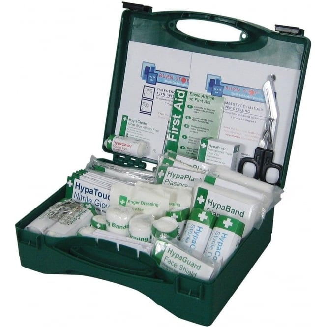 Standard BSi First Aid Kit - Small