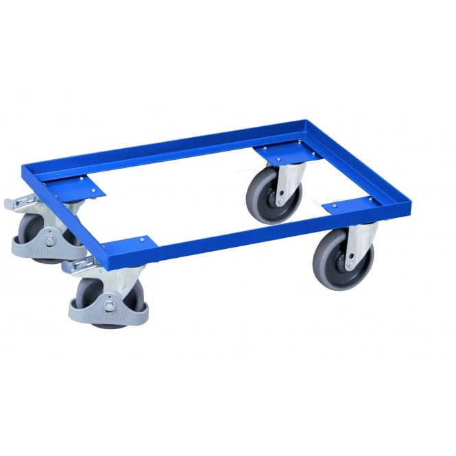 Steel Euro Dolly with standard brake