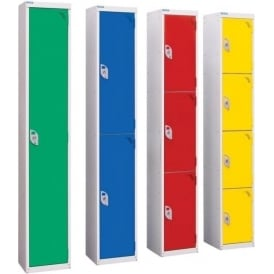 Steel Lockers for Wet Areas