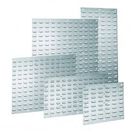 Steel Louvred Panels for Plastic Small Parts Picking Containers