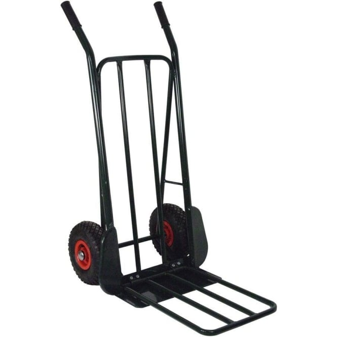 Steel Sack Truck with dual foot-iron Cap: 250kg