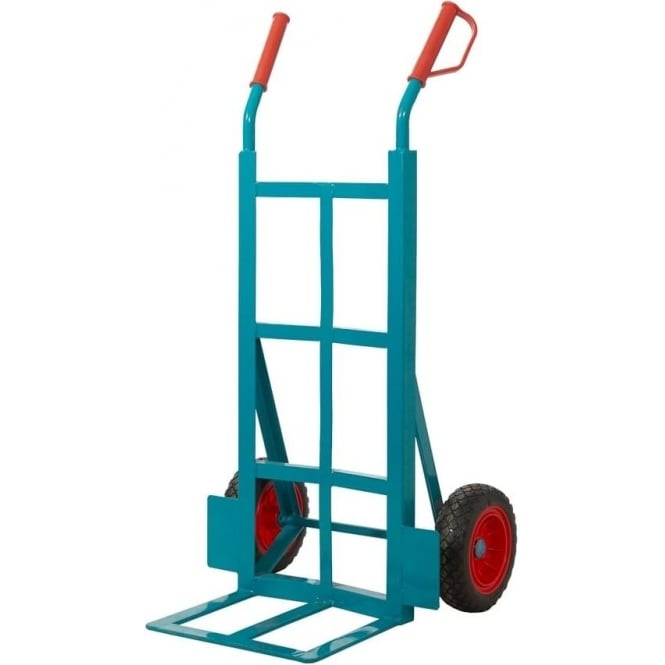 Steel Sack Truck with REACH compliant wheels Cap: 250kg
