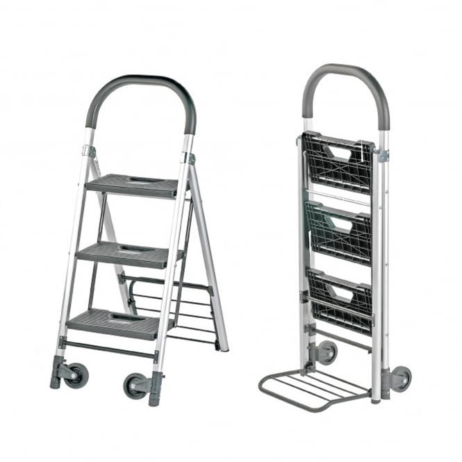 Step-a-Truck 2-in-1 Sack Truck & Step Cap: 60kg