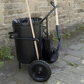 Street Cleaning Cart