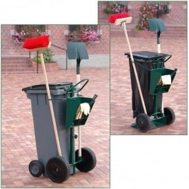 Street Cleaning Trolleys