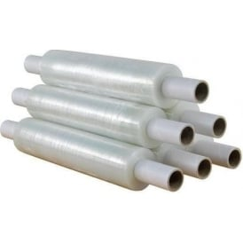 Stretch Wrap Film with Built-in Dispenser (Pk: 6)