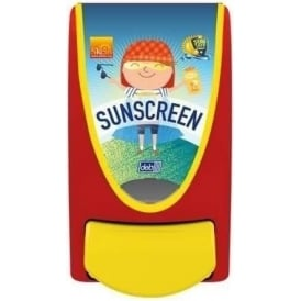SunProtect Sunscreen Dispenser for Schools