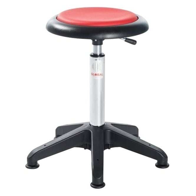 Swivel Stool with glides