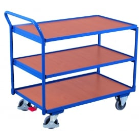 Table Top Trolley - 3 Shelves