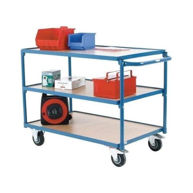 Table Top Trolleys Cap: 150kg