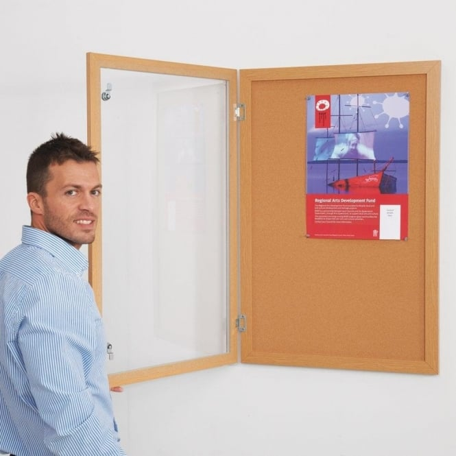 Tamperproof Notice Boards