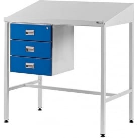 Team Leader Work Stations with Triple Drawer