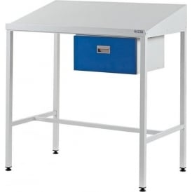 Team Leader Workstations with Single Drawer