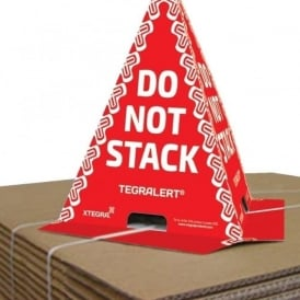 Tegralert Do Not Stack Cones