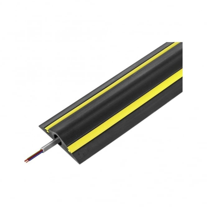 Temporary Traffic Calming Cable Protectors