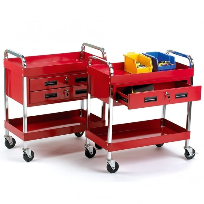 Tool Tray Trolleys with drawers Cap: 125kg
