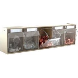 TOPSTORE Clearbox Small Parts Storage Units - Bulk