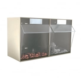 TOPSTORE Clearbox Small Parts Storage Units
