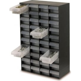 TOPSTORE Multi Drawer Unit - 3 x 40 Drawers