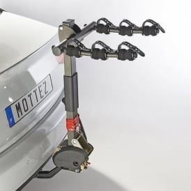 Towbar Mounted Car Bike Carrier