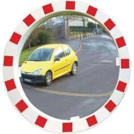 Traffic Mirrors - 2 Directions