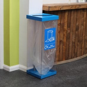 3 x 54lt Recycling Bin Kit | Parrs | Workplace Equipment Experts