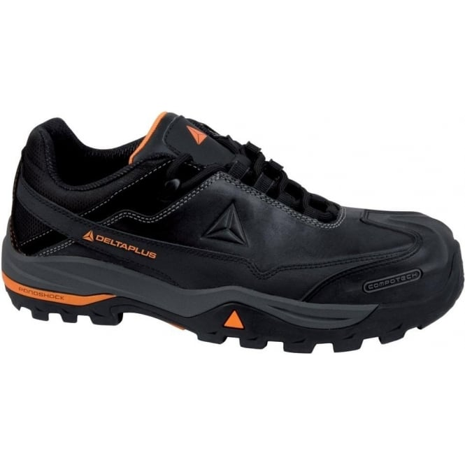 Trek Non-metallic Composite Leather Safety Shoes S3 SRC