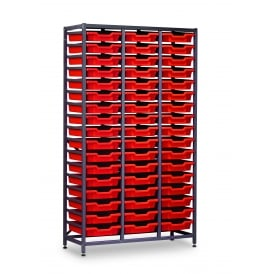 Triple Tray Racks - 1500mm