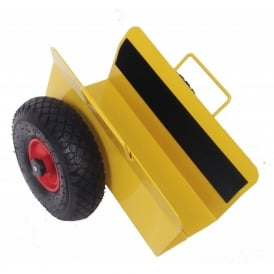 Twin Wheeled Board & Panel Trolley - Adjustable width Cap: 200kg