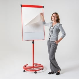 Ultimate Mobile Flipchart Dry Wipe Easel