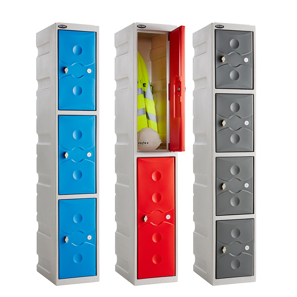 Giants Clean Out Lockers: Ultrabox Full Height Plastic Lockers From Parrs